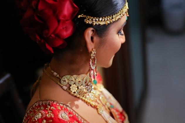 Make up Indian bride - Wedus
