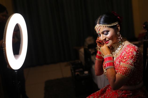 Beautiful Bride Niyati -wedus