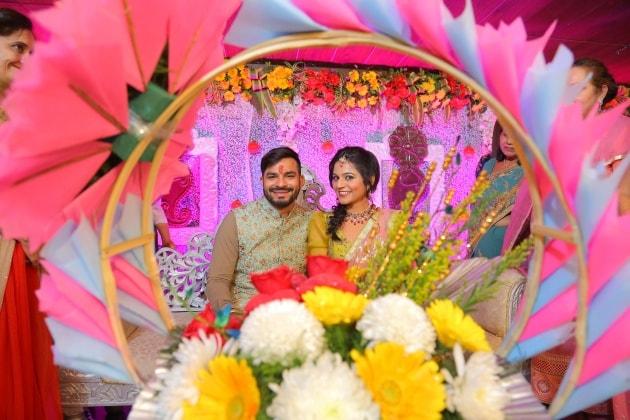 Niyati Abhishek Wedding