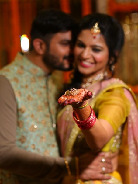 Indian Bride groom Wedus
