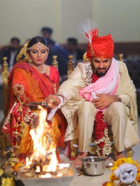 indian wedding pehras wedus